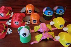 Paw Patrol character hats