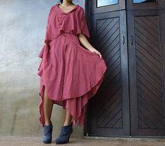 Ylang Ylang vestido de Otonio (talla unica) de cocoricooo por DaWanda.com