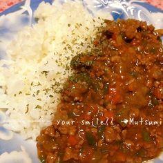 レシピ→http://ameblo.jp/princess-s2/entry-11481987541.html - 10件のもぐもぐ - ドライカレー by 19mama