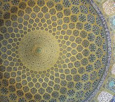 イラン イスファハーン lotfollah mosque ©Flickr/seier+seier