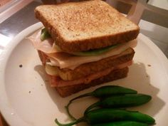 An awesome sandwitch