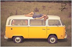 VW, pose....love this.....