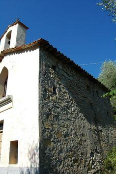 Fanghetto Frazione di Olivetta San Michele (IM) Val Roia: Cappella dellImmacolata