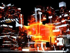 Amazing set! Wish I could see the performance.  AMON TOBIN | ISAM PERFORMANCE by Leviathan. AMON TOBIN | ISAM PERFORMANCE
