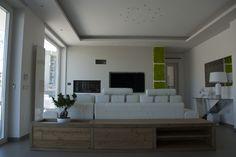 Residenza privata, Angri. Living