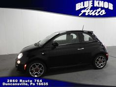 Nice Great 2015 Fiat 500 Sport 2015 FIAT 500 Sport 20,601 Miles Black Hatchback I-4 cyl Automatic 2017 2018 Check more at http://24cars.tk/my-desires/great-2015-fiat-500-sport-2015-fiat-500-sport-20601-miles-black-hatchback-i-4-cyl-automatic-2017-2018/