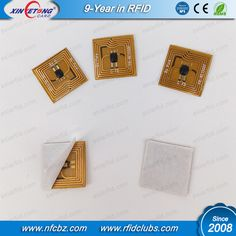 15x15MM NTAG213 NFC FPCB Tag Sticker