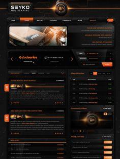 SEYKO Gaming by AndasoloARTS