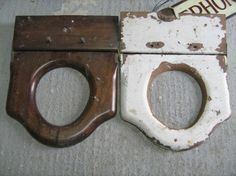 antique loo seat - Google Search