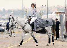Athina Onassis looking beautiful on a grey in grey!