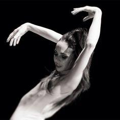 Diana Vishneva rehearsal...