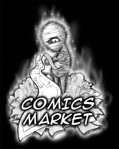 Comics Market 2013  10am to 5pm, 29th of June 2013 (Free Entry) Carnegie Library 7 Shepparson Avenue, Carnegie VIC 3163