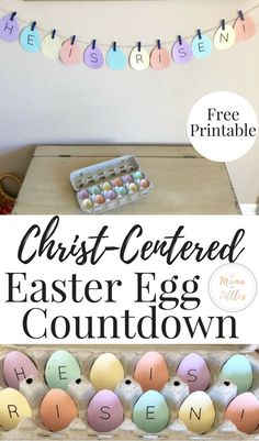 Super easy Easter Egg Hunt to do with Toddlers indoors or outdoors to celebrate the true meaning of Easter! decorating christ centered Christ-Centered Easter Game for Toddlers - Mama of Littles Easter Activities For Toddlers, Easter Games For Kids, Easter Crafts For Kids, Easter Ideas, Bible Activities, Indoor Activities, Holiday Crafts For Kids, Holiday Fun, Easter Coloring Pages