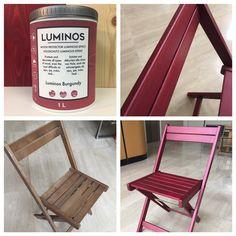 LUMINOS Burgundy