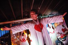 Polyphonic Spree. Photo by Jason Stoff, St. Louis.