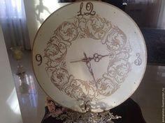 06c196e3f5b4 Часы для дома ручной работы. Ярмарка Мастеров - ручная работа. Купить  настенные часы Вальс Франзузская Ваниль большие. Handmade.  walldecor   clocks