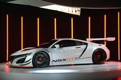 2016 Acura NSX GT3 Race Car [1920x1280] - Click the PIN to see more!