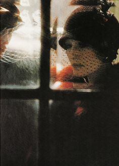 theseportraits: Saul Leiter