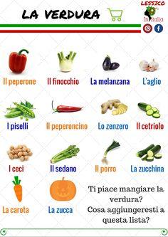 #verdura #italianoperstranieri #italianol2 #imparaitaliano #lessicoitaliano