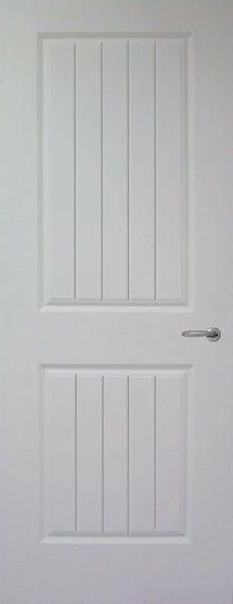 Affordable Doors - Moulded Panel Range - Timber Internal Doors & Wickes Geneva Internal Cottage Moulded Door White Primed 5 Panel ...
