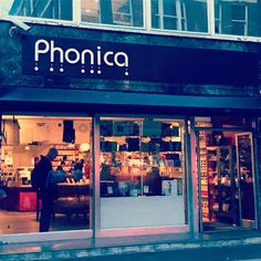 A recommended place in London to buy records especially when you like electronic music.  #records #vinyl #recordstore #london #recordcollection #vinylcollection #vinyldaily #music #phonica