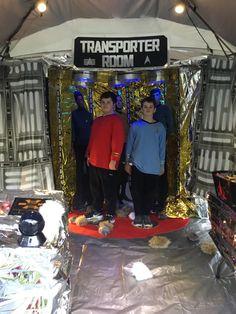 Star Trek Halloween transporter room #parkforesthalloween Halloween Themes, Star Trek, Broadway Shows, Stars, Room, Bedroom, Broadway Plays, Sterne, Star