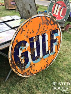 12 Best Gulf Station signs images in 2014 | Old gas stations