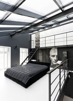 Maybe too modern, but it will do for the loft in NY. #Someday #NewYork