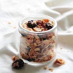Cherry AlmondGranola - Home - Pastry Affair