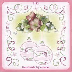YBB 1192 Kerstballen