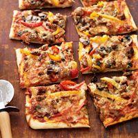 Hero Pizza - Pizza Recipes - Good Housekeeping