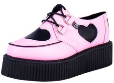 Pastel Goth Creepers $30 Pictures