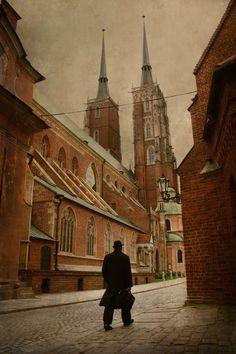 Ostrow Tumski by *Dream-traveler