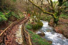 www.hostelmeteora.com GREECE CHANNEL | ...and walk (Gorgogyri, Trikala)