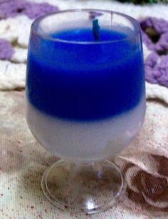 Melted Crayon Candle / Crayon Candle / Candle / by SexyCraftsRUs, $3.50