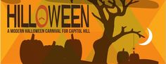 Have a spooky good time at the 2013 Capitol Hill Hilloween on Saturday, October 26.