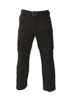 Propper Mens Black Canvas Tactical Trouser