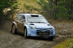 Hyundai World Rally Team   Wales Rally GB Test