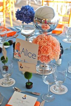 Httpjeffwallacephotographer wedding decorations in orange centerpieces tea cup w fake flower on top use foam ball cut in half and put flowers on top junglespirit Gallery