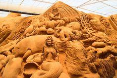 #Mysore #Sand Art Museum. #boutindia #travel #Tourindia #heritageofindia #cultureofindia #keeptraveling #keepexploring #Karnataka