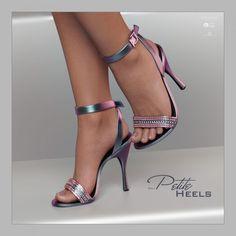 DMs Petite Heels | Footwear for Poser and Daz Studio