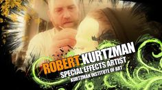 Monster Makeup! Special effects artist, Robert Kurtzman, shares some advice.