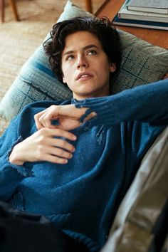 Thinking about you be like! #Jughead #COLESPROUSE