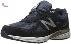 New Balance KJ990V4 Grade Running Shoe (Big Kid), Navy, 36 W EU - Chaussures new balance (*Partner-Link)