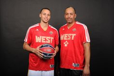 Best father-son combinations in sports history Dell and Stephen Curry Stephen Curry Basketball, Nba Basketball, Seth Curry, Chris Webber, Hottest Curry, Gyms Near Me, Nba Players, Good Good Father, Father And Son