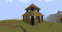 Minecraft Simple House