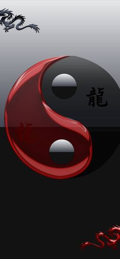 Yin Yang Designs, Yin Yang Art, Kung Fu Panda, Circle Of Life, Dojo, Aesthetic Wallpapers, Spiderman, Cool Art, Oriental