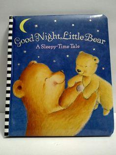 Good Night Little Bear A Sleepy-Time Tale Board Book Picture Book Kids Book  #PUBLICATIONSINTERNATIONALLTD
