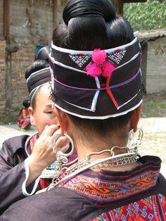 Miao, Wubao Style, Jianhe County, Guizhou, China