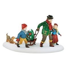 """Department 56: Products - """"The Family Tree"""" - View Accessories  Wish list"""